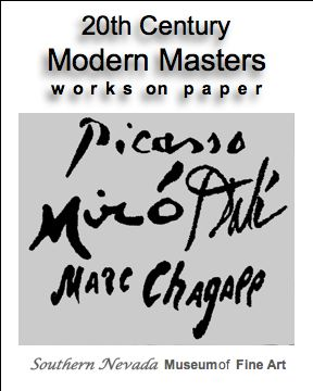 20th Century Modern Masters Works on Paper Oct 15 – Dec 30, 2008