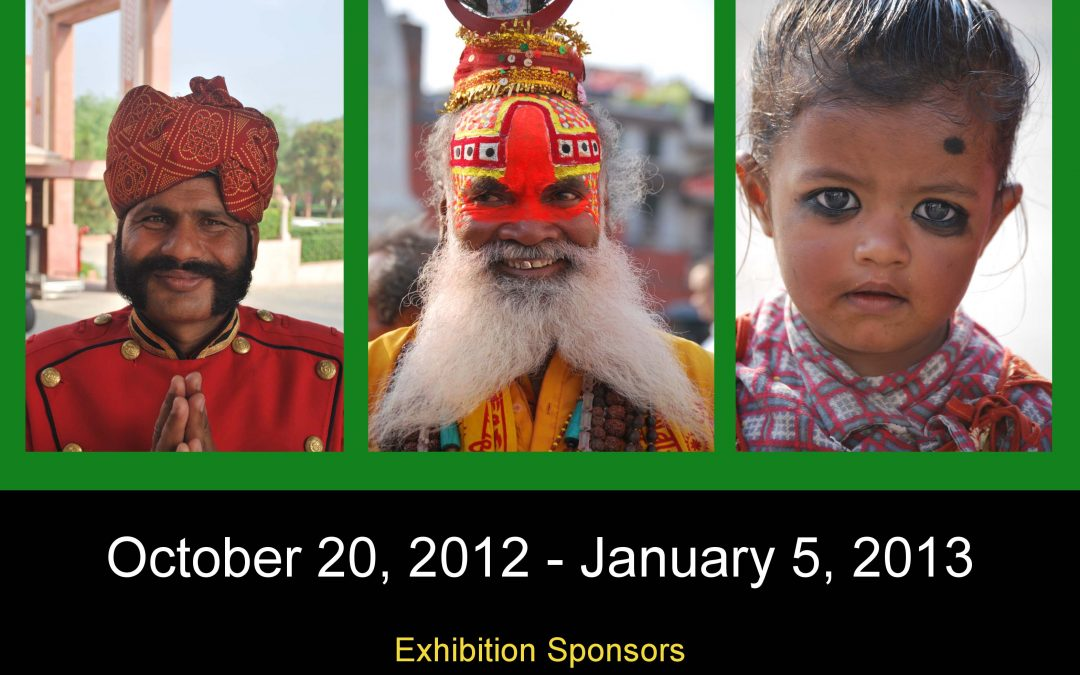 Namaste: Portraits from India and Nepal Oct 20 – Jan 5, 2013